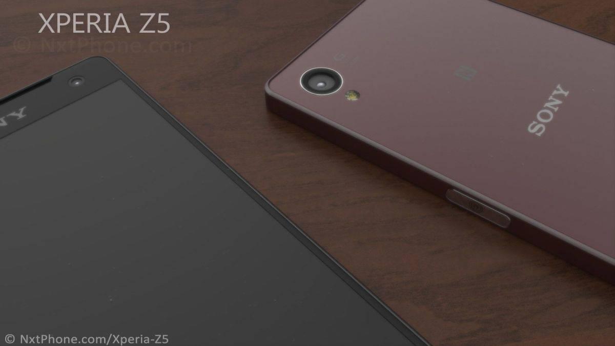 Sony Xperia Z5 concept Jermaine Smit 5