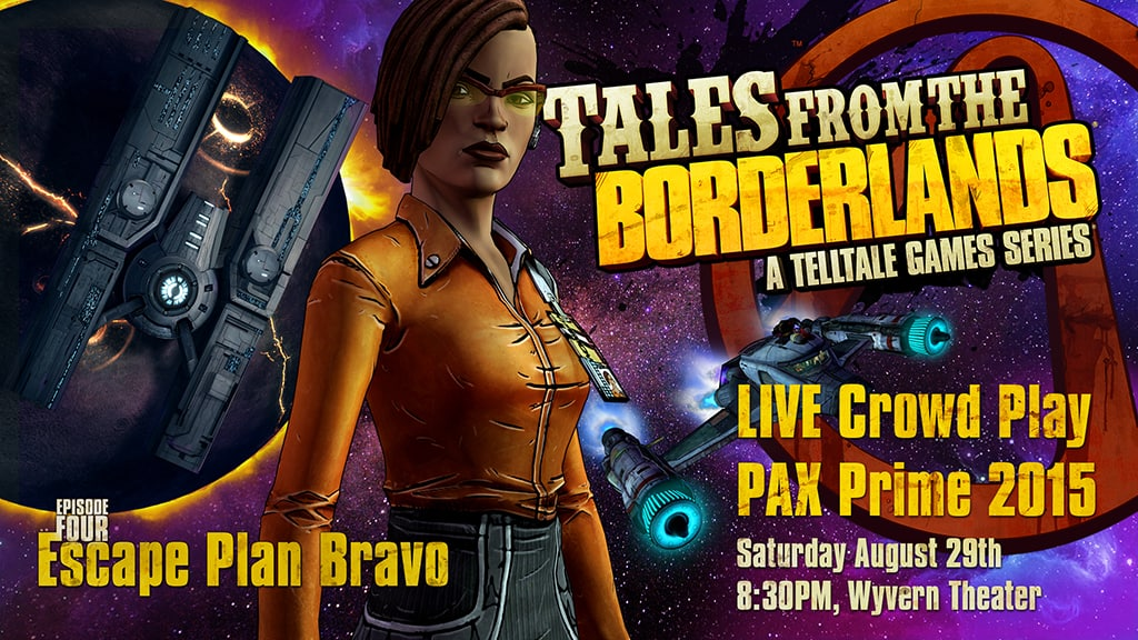 Tales From The Borderlands PAX Prime
