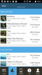 Ulefone Be Touch 2 Benchmarks 5