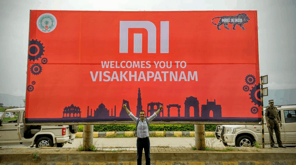 Xiaomi 'Made in India' smartphone announcement_1