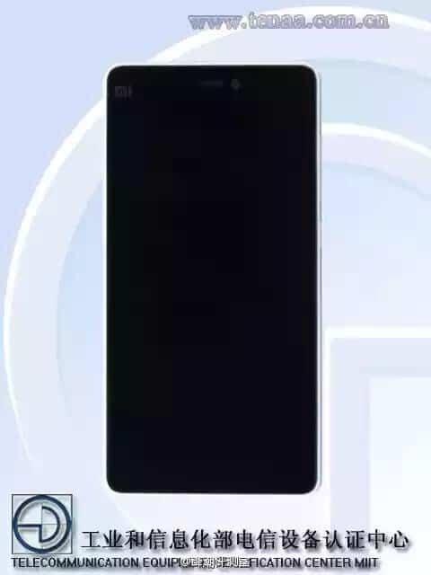 Xiaomi Mi 4i TENAA 1