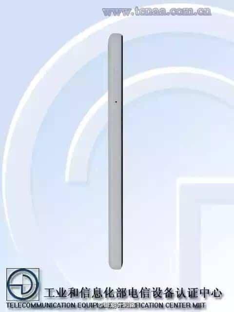 Xiaomi Mi 4i TENAA 2