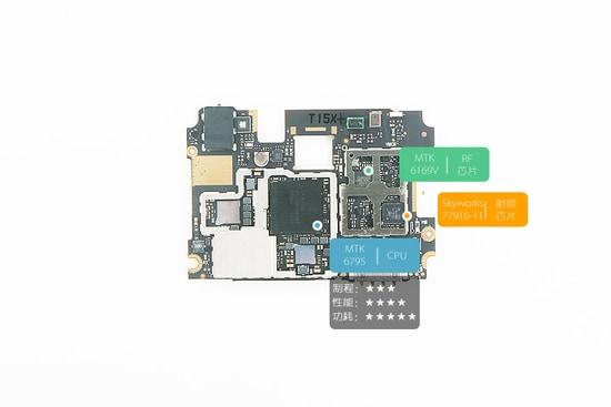 Xiaomi Redmi Note 2 teardown IT168 14