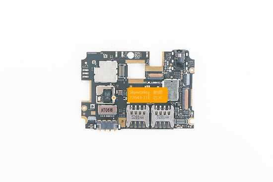 Xiaomi Redmi Note 2 teardown IT168 16