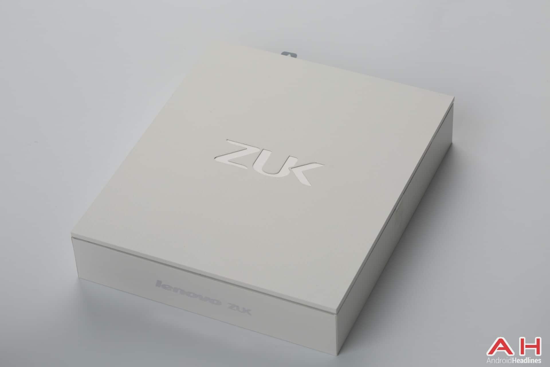 ZUK Z1 international version 3
