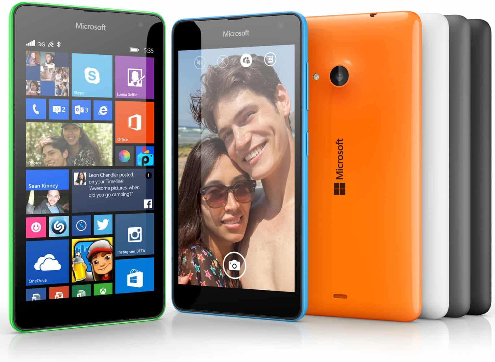 microsoft lumia nokia windows phone