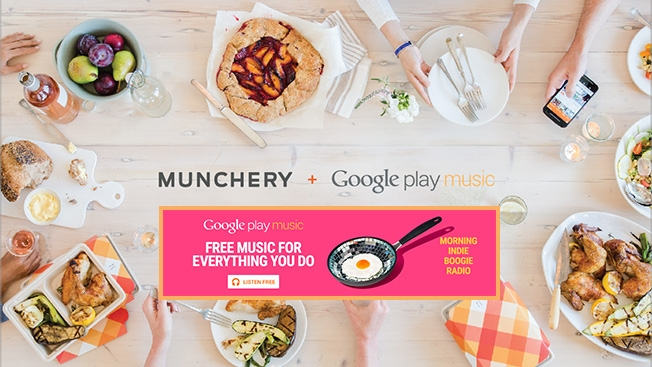 Google Play Music Marketing