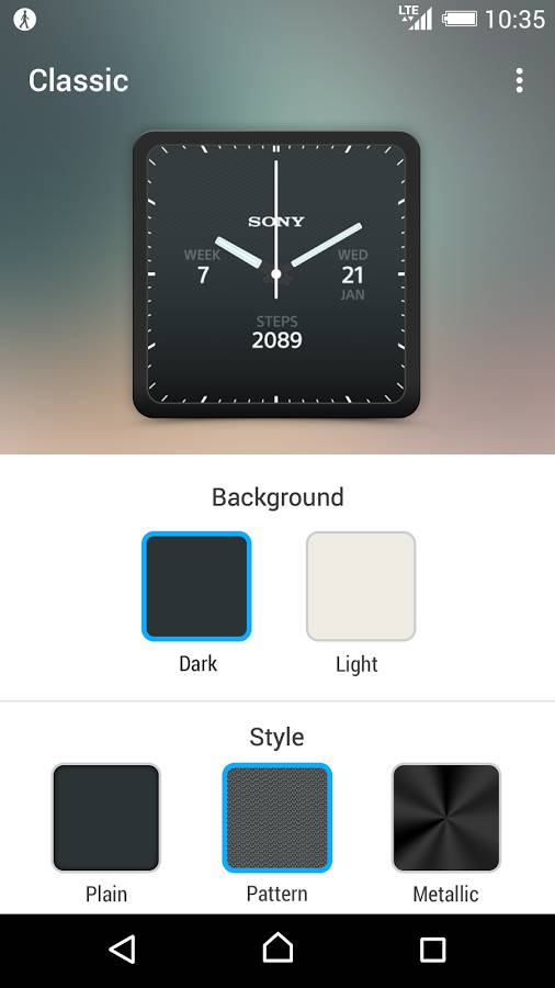 Watch Face for Smartwatch 3