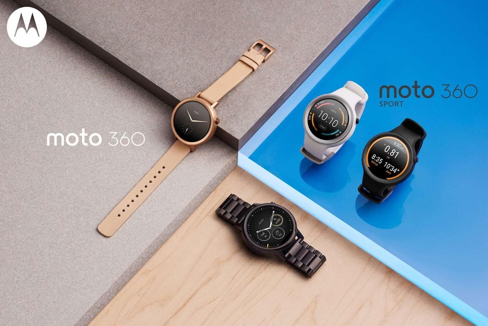Moto 360 2nd Gen press image