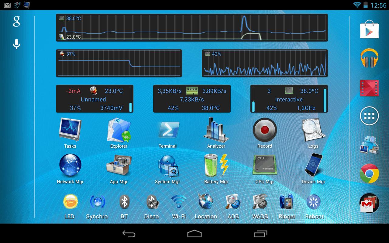 3c widgets