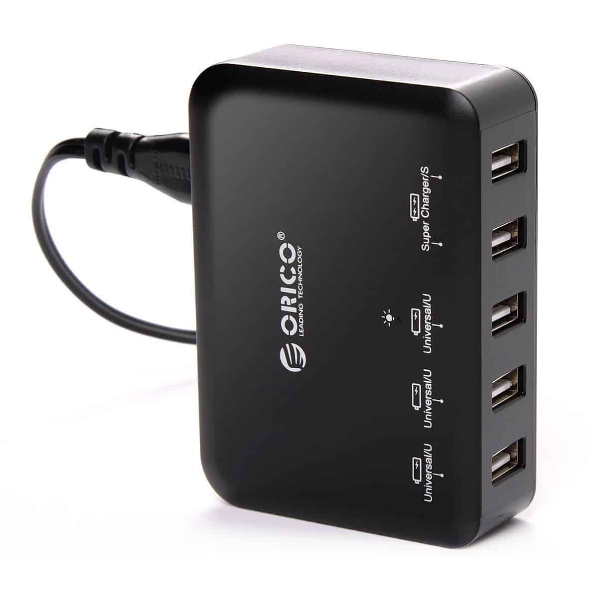 ORICO desktop charger deal