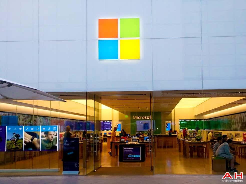 AH 2015 Microsoft store LOGO 3