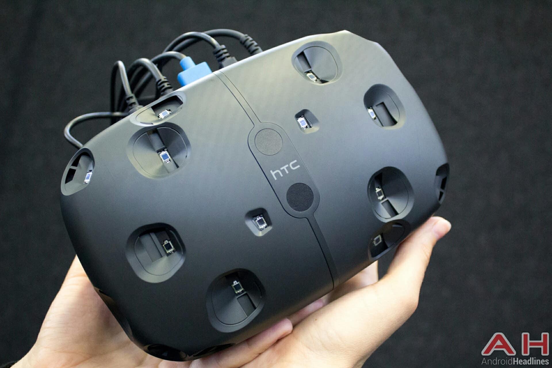 AH HTC Vive hands on IFA 2015 5