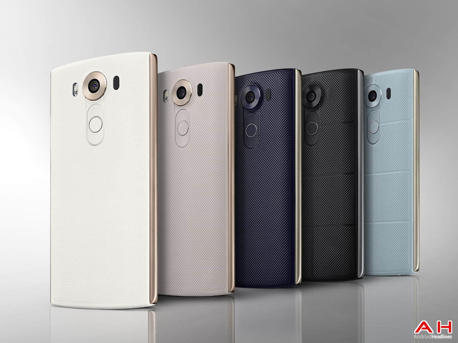 AH LG V10 Smartphone - Press Images-3