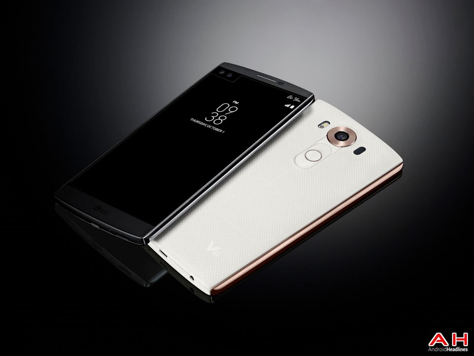 AH LG V10 Smartphone - Press Images-5