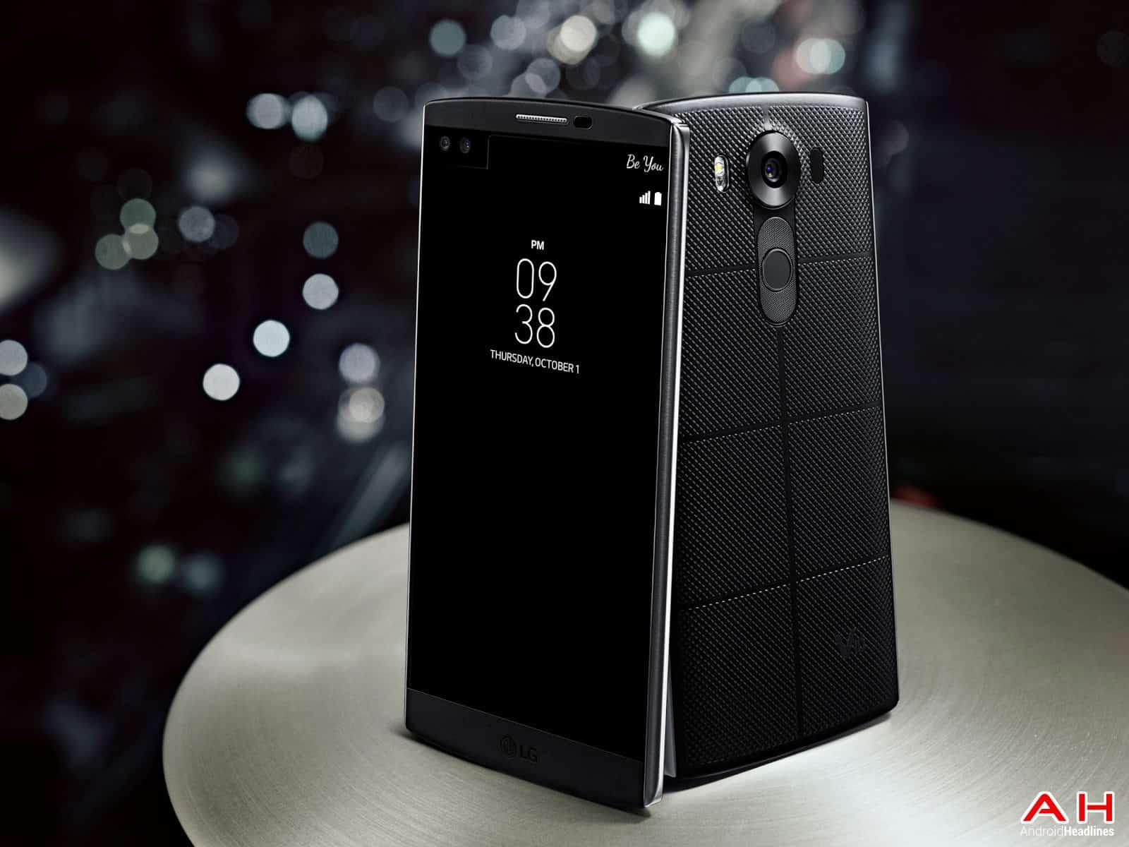 AH LG V10 Smartphone - Press Images-6