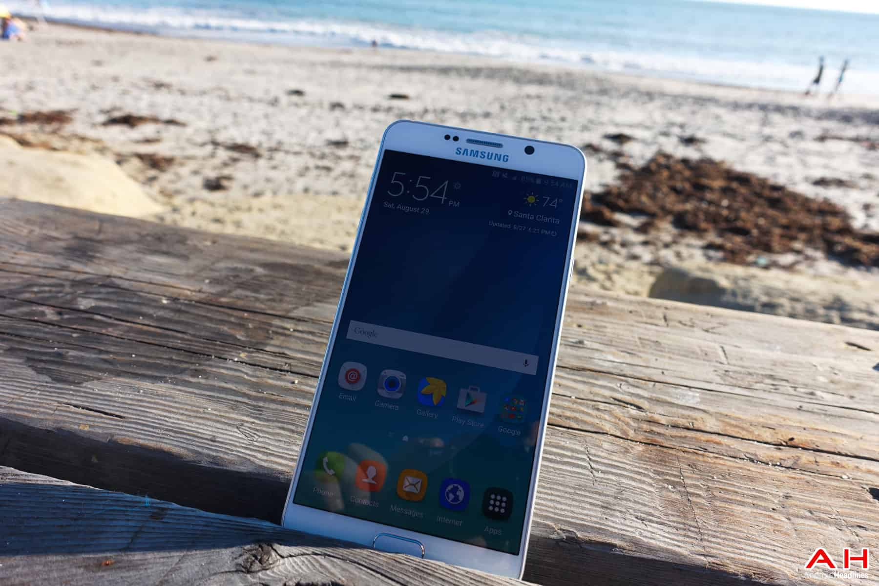 AH Samsung Galaxy Note 5 2015 Chris 23