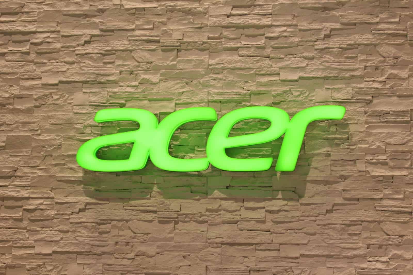 Acer Logo IFA AH 5