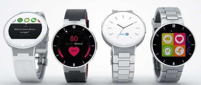Alcatel OneTouch Watch 3