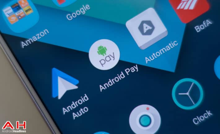 Android Pay AH 1