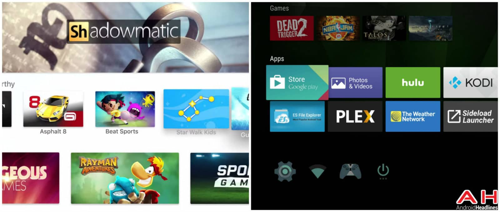 Apple Android TV AH