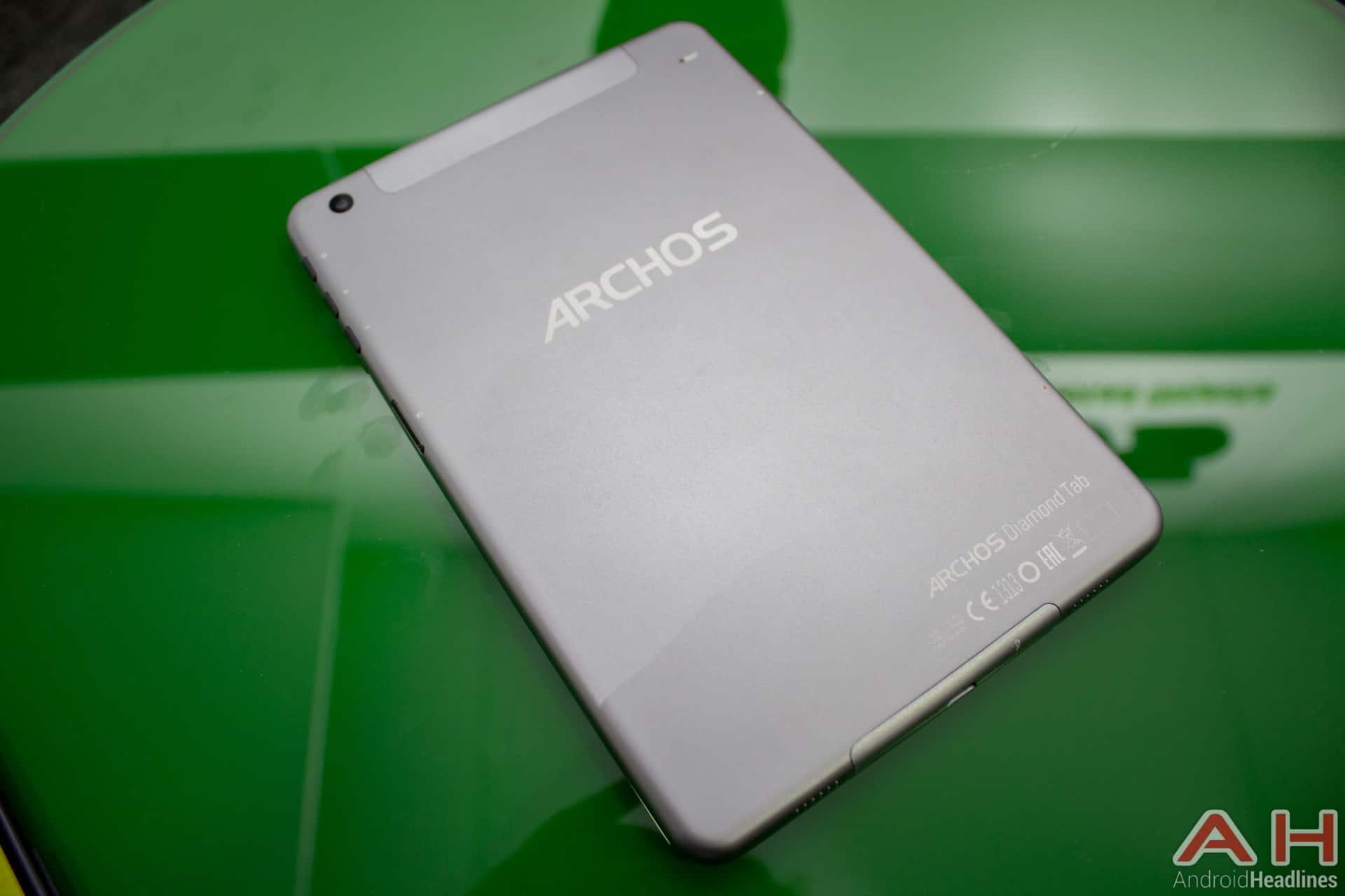 Archos Diamond Tablet IFA AH 2