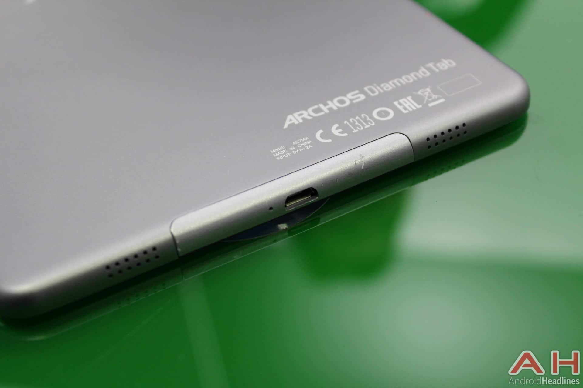 Archos Diamond Tablet IFA AH 7
