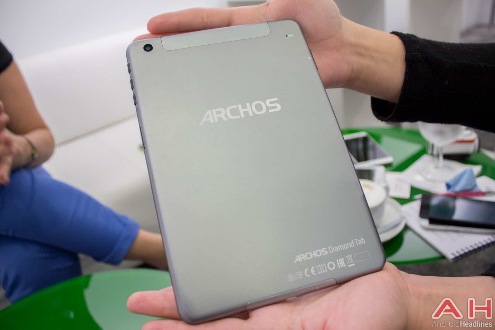 Archos Diamond Tablet IFA AH 9