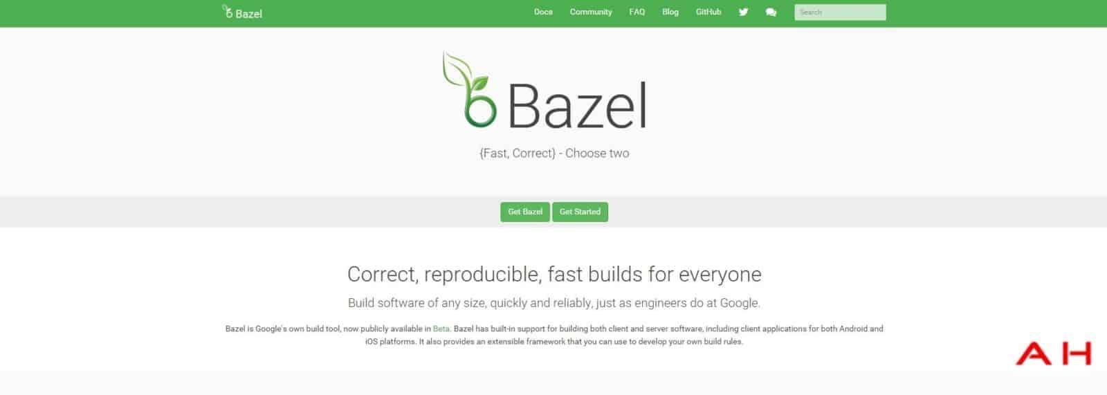 BAZEL AH cover