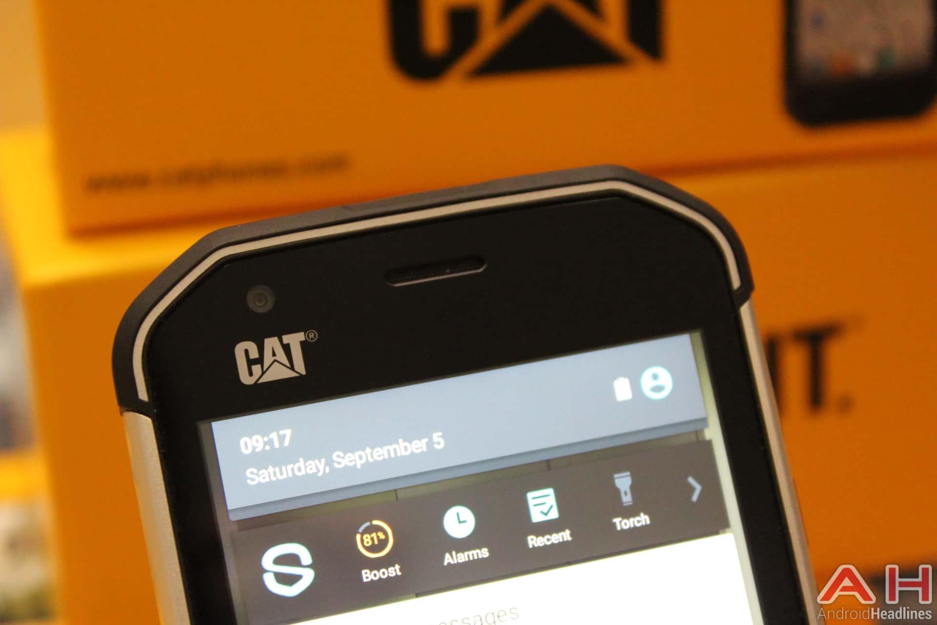 CAT S40 IFA AH 3