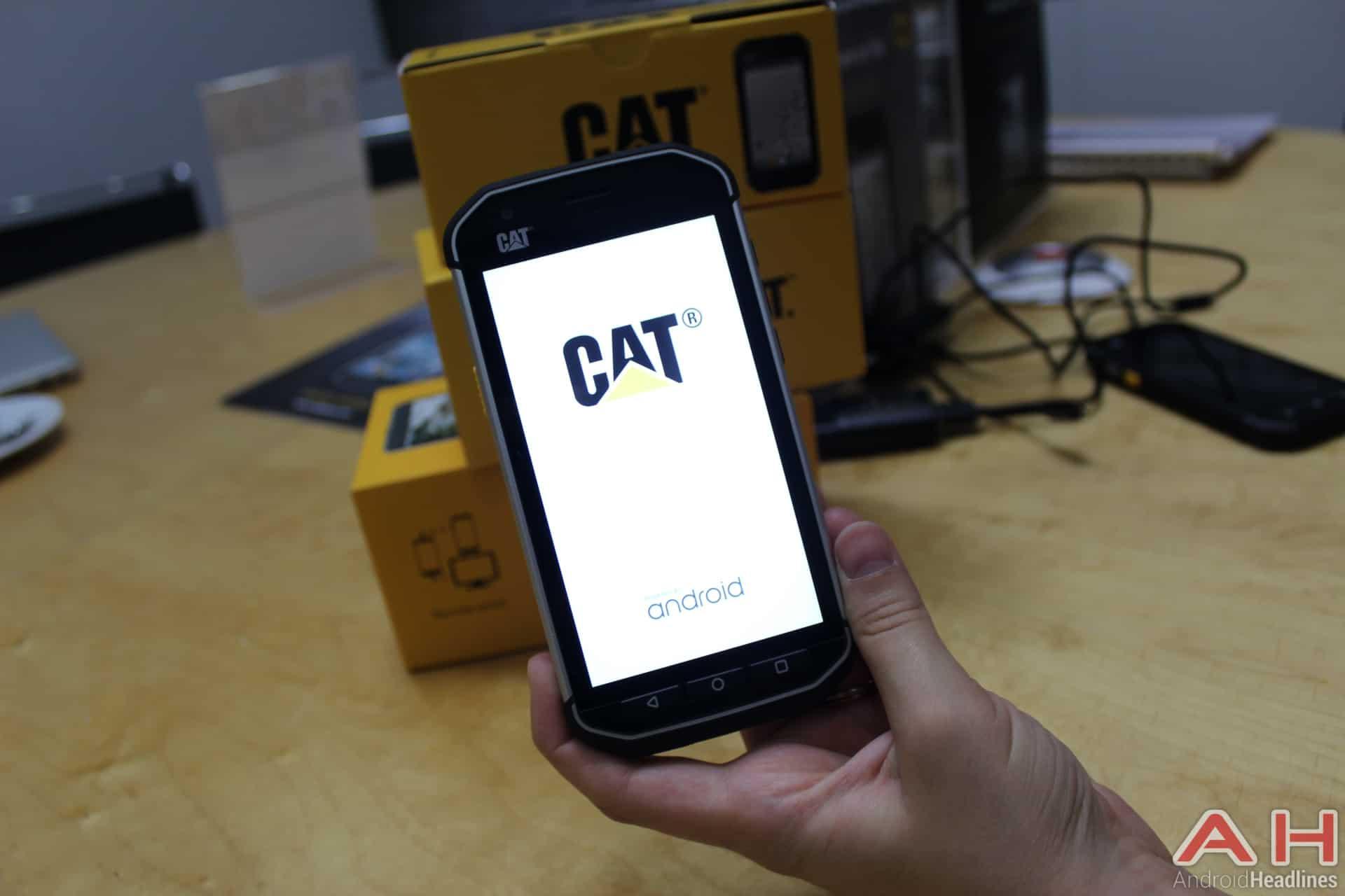 CAT S40 IFA AH 5