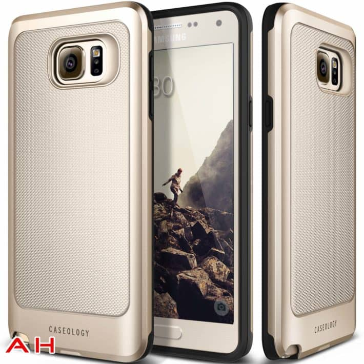 Caseology Announces a slew of Cases for S6 Edge+ & Note 5 ...