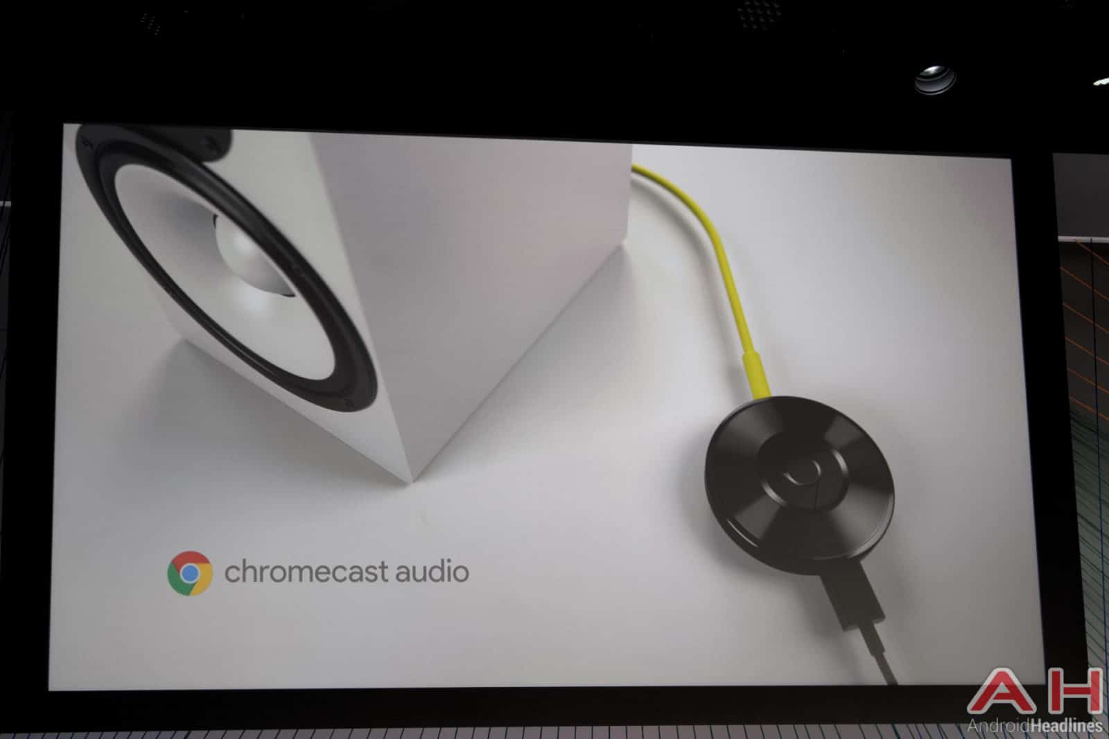 Chromecast Event AH 14