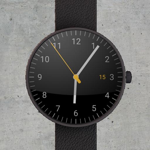 Dieterist Watch Face