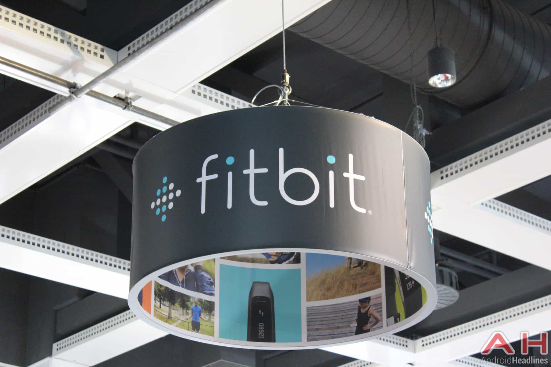 FitBit Logo IFA AH 2