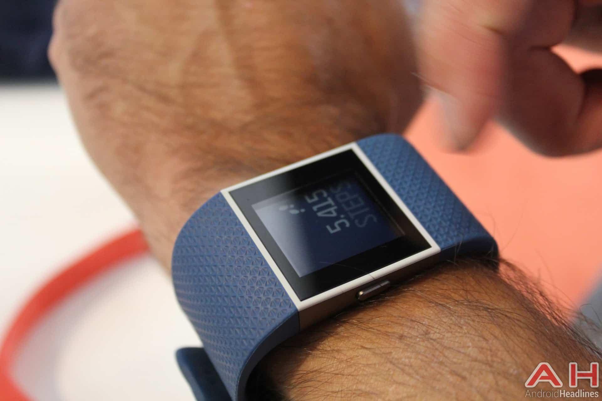 Fitbit Surge Blue AH 2