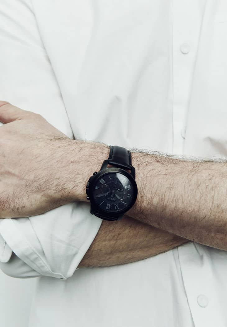Fossil Q Android Wear smartwatch 1
