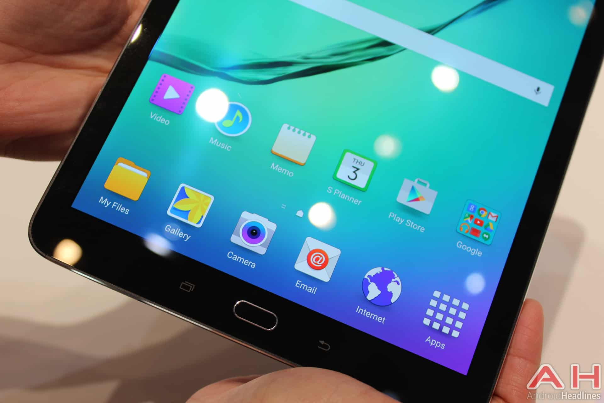 Galaxy Tab S2 IFA AH 17