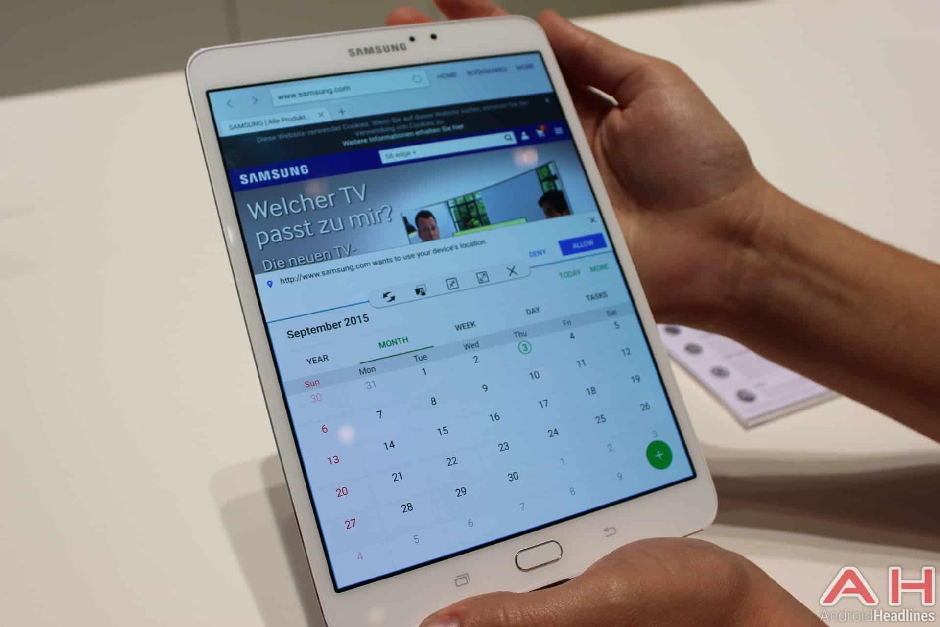 Galaxy Tab S2 IFA AH 5