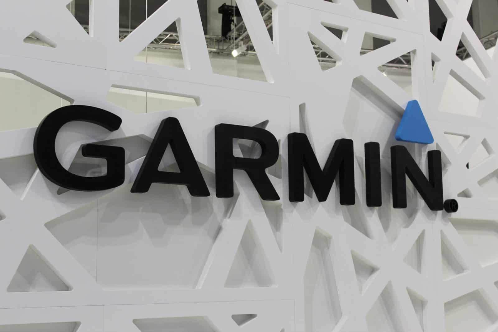 Garmin Logo IFA AH 4
