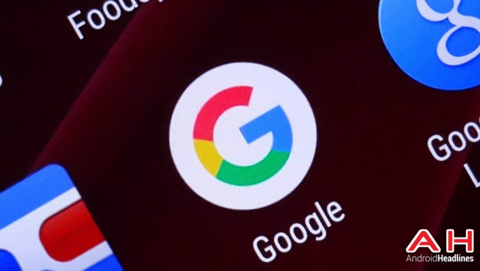 Google App New Logo AH