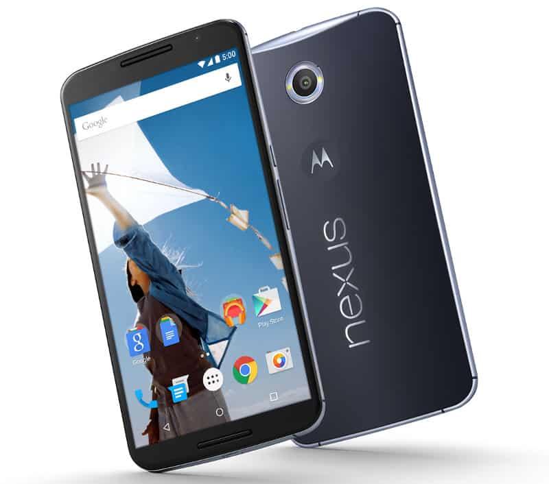 Google Nexus 6 2