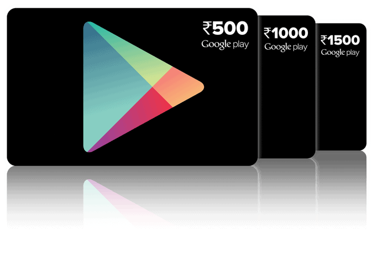 Google Play GIft Card India_1