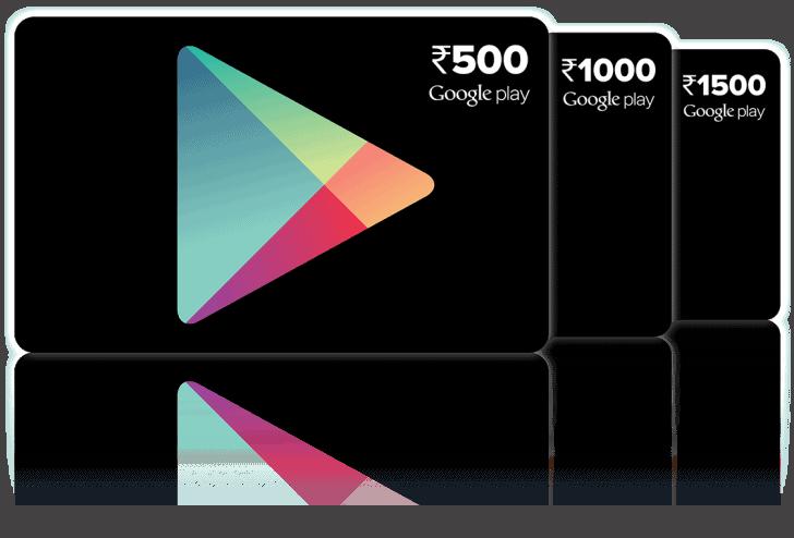 Google Play GIft Card India_1