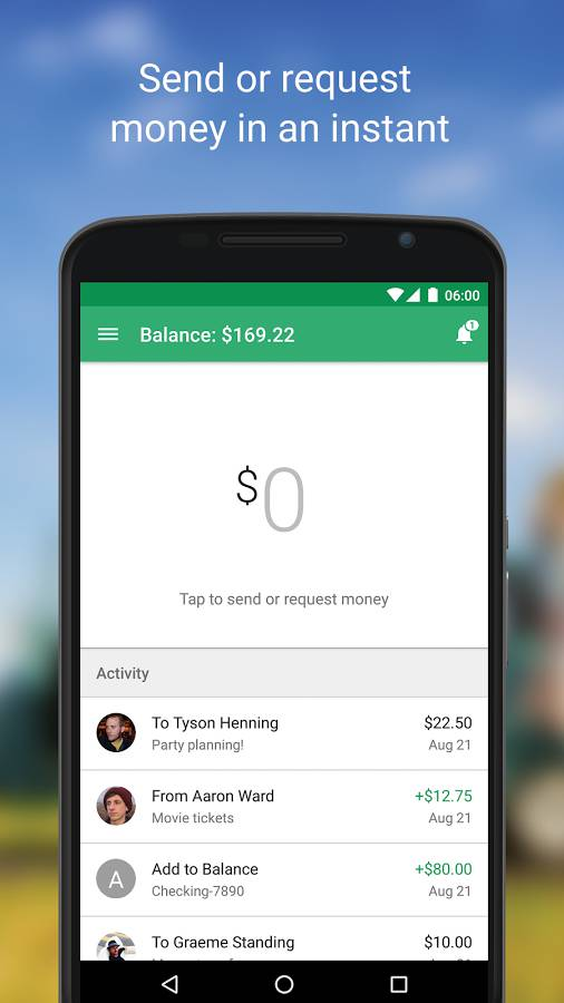 Google Wallet new