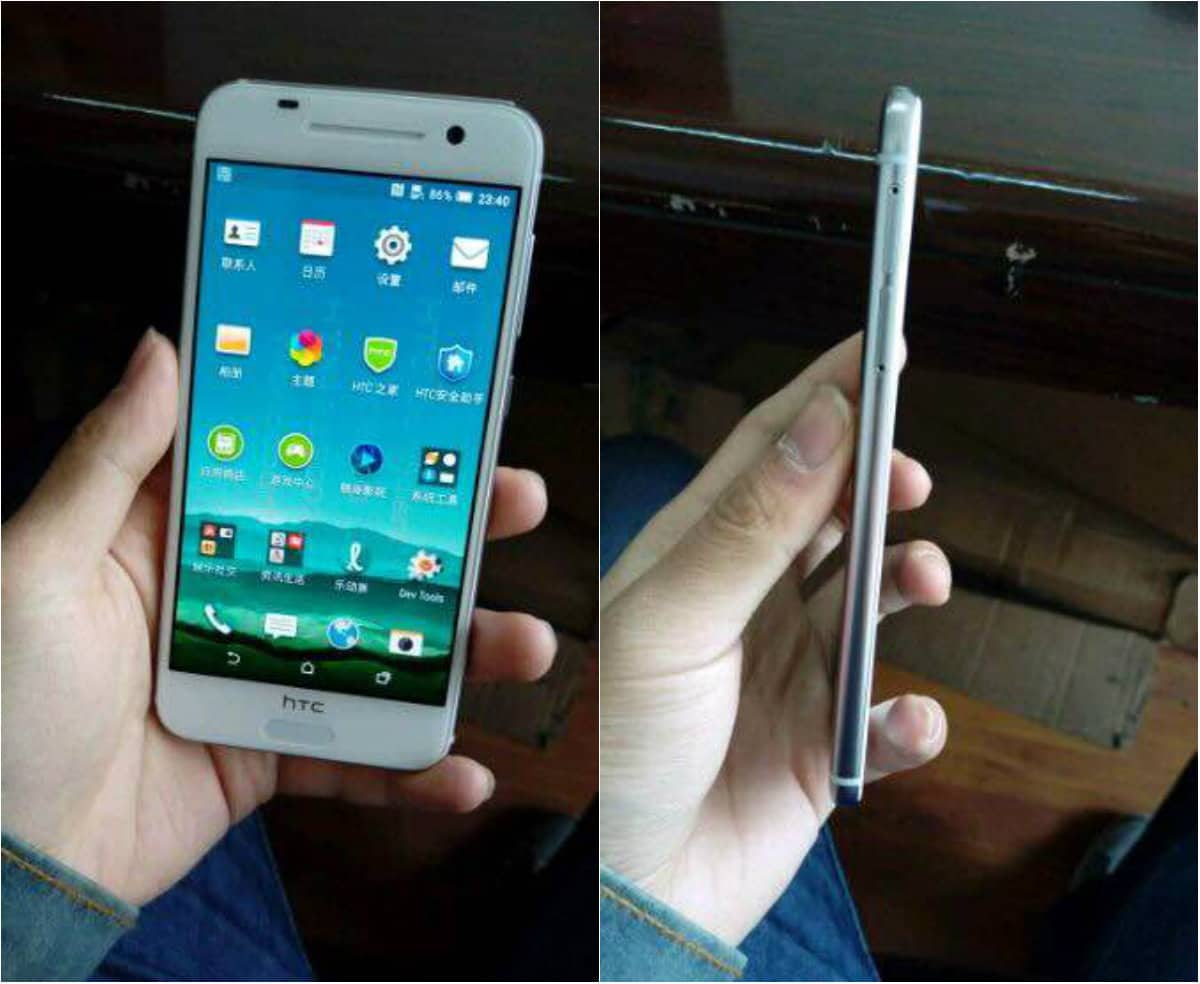 htc one a9 specifications and real life images surface. Black Bedroom Furniture Sets. Home Design Ideas