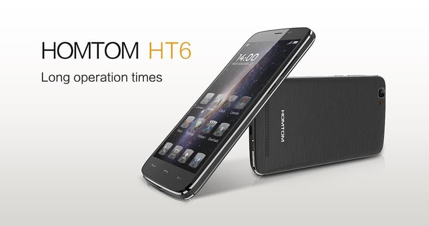 Homtom HT6 GB Main