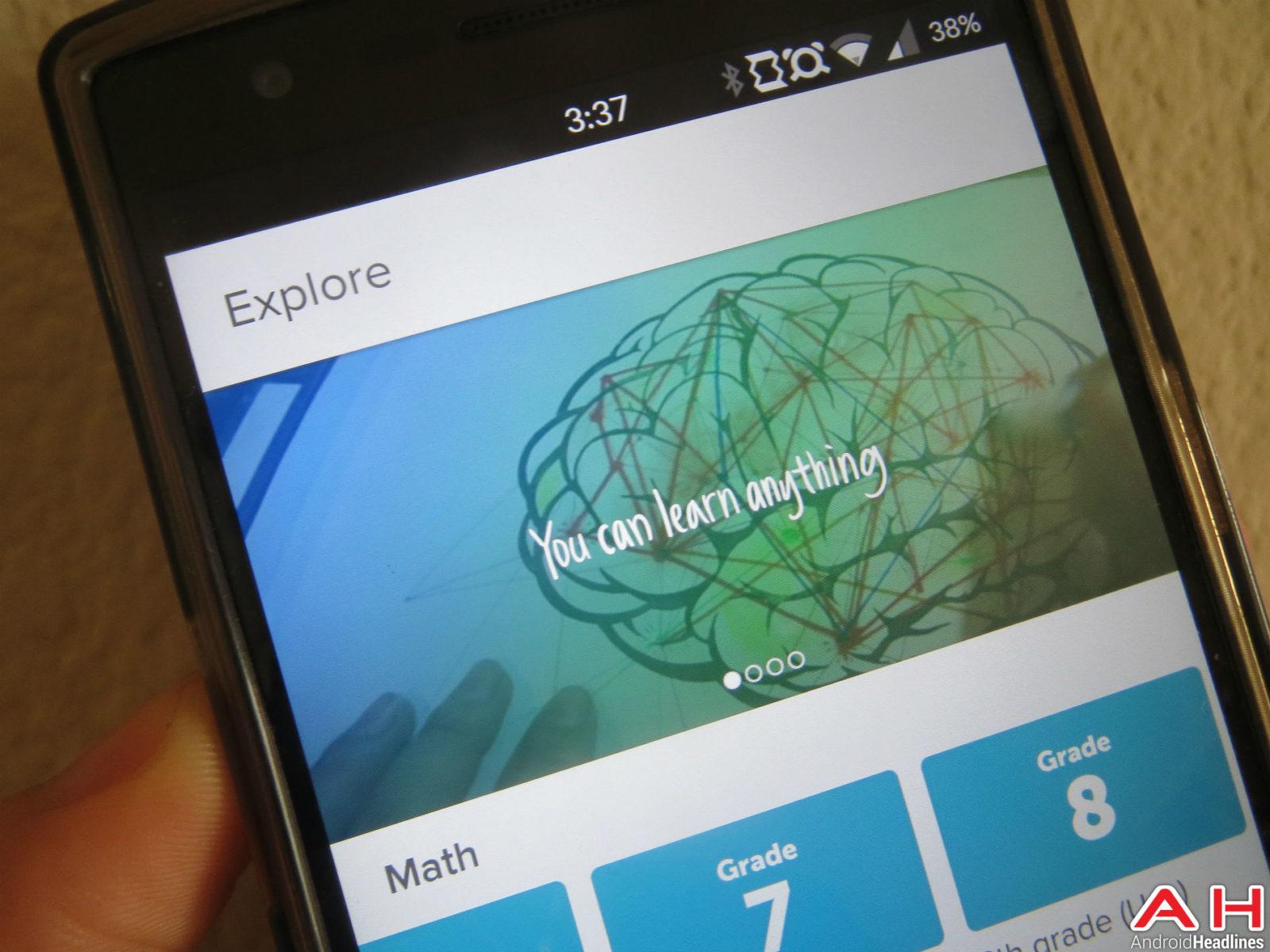 Khan Academy App AH