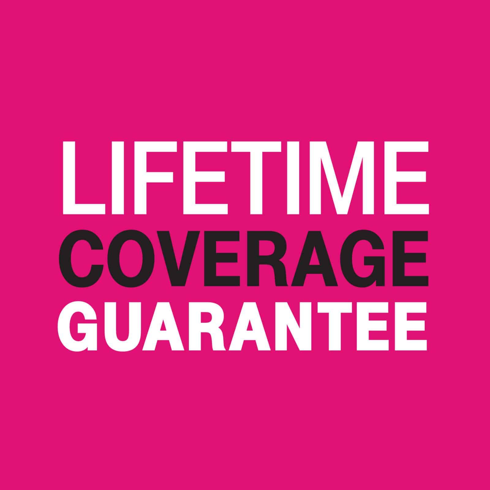 T-Mobile Lifetime Coverage Guarantee