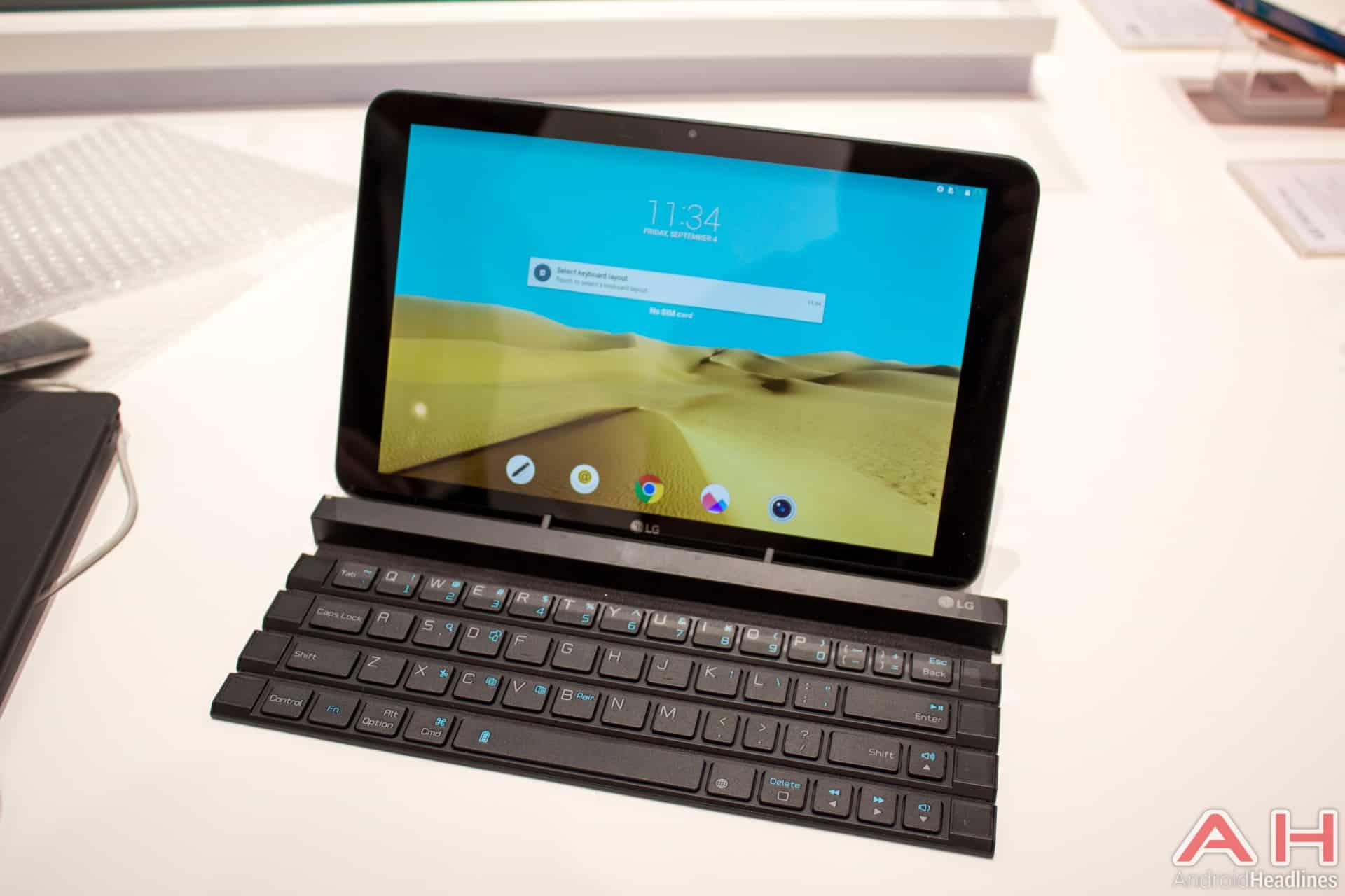 LG Rolly Keyboard AH 5